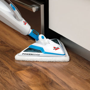 Steam Mop Machine Edge Cleaning