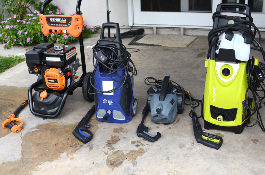 8 Safety Tips & Checklist For Users of Pressure Washers