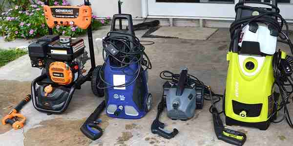 5+ Best High-Pressure Washers Cleaners (Edited)