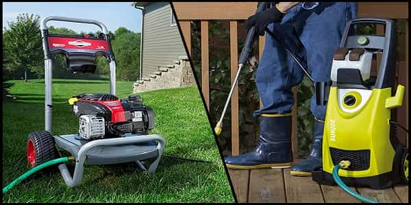 Gas Pressure Washer Vs. Electric Pressure Washer: Which Is The Best Outdoor Cleaning Equipment?