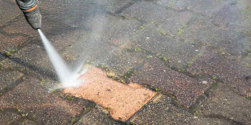 surface pressure washing